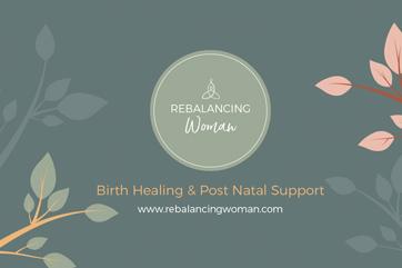 Rebalancing Woman