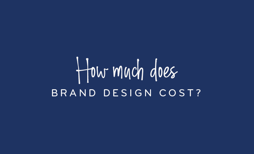 How much does brand design cost