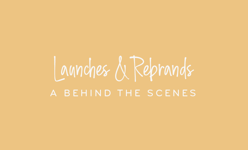 Launches and Rebrands