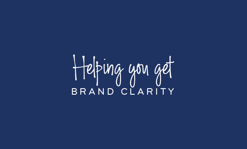 Helping you get brand clarity